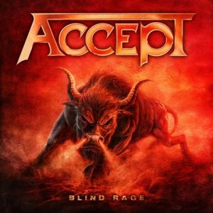 ACCEPT - BLIND RAGE (CD+BLU-RAY DIGIPACK)