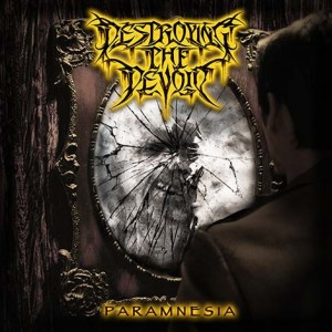 DESTROYING THE DEVOID - PARAMNESIA (CD)