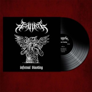 AZARATH - INFERNAL BLASTING (LP GATEFOLD LIMIT 444 COPIES)