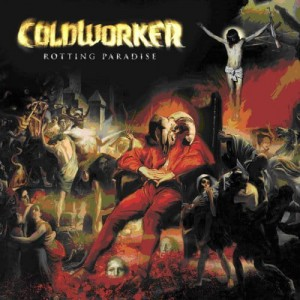 COLDWORKER - ROTTING PARADISE (CD DIGIPACK)