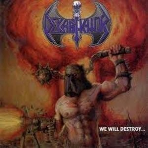 DEKAPITATOR - WE WILL DESTROY... YOU WILL BE OBEY ! (CD)