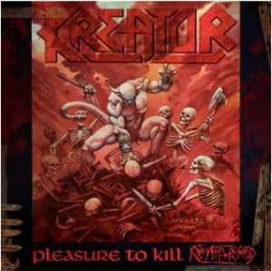 KREATOR - PLEASURE TO KILL (2LP 180g GATEFOLD)
