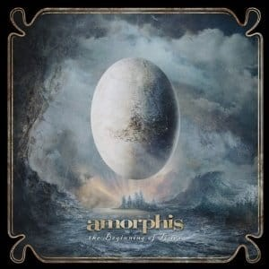 AMORPHIS - THE BEGINNING OF TIMES (CD)