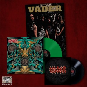 "VADER - DARK AGE (LP GATEFOLD + 7""EP + POSTER LIMIT 100 COPIES)"
