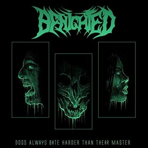 BENIGHTED - DOGS ALWAYS BITE HARDER THAN THEIR MASTER (CD DIGIPACK)