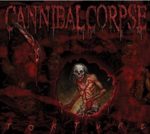 CANNIBAL CORPSE - TORTURE (CD DIGIPACK)