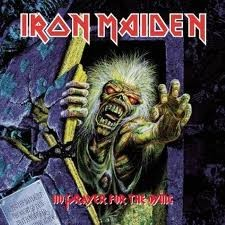 IRON MAIDEN - NO PRAYER FOR THE DYING (CD)