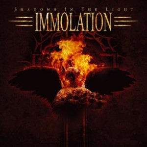 IMMOLATION - SHADOWS IN THE LIGHT / HOPE AND HORROR (CD DIGIPACK)