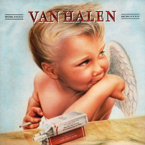 VAN HALEN - 1984 (CD REMASTERED)