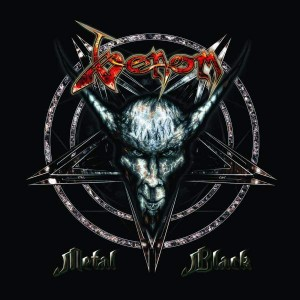 VENOM - METAL BLACK (CD)