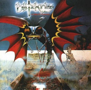 BLITZKRIEG - A TIME OF CHANGES (CD DIGIPACK)
