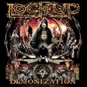 LOCK UP - DEMONIZATION (CD DIGIPACK)
