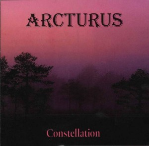 ARCTURUS - CONSTELLATION (CD)