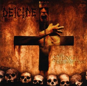 DEICIDE - THE STENCH OF REDEMPTION (CD DIGIPACK)