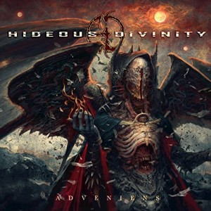 HIDEOUS DIVINITY - ADVENIENS (CD)