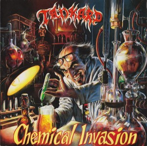 TANKARD - CHEMICAL INVASION (CD DIGIPACK)