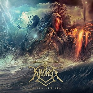 KRONOS - ARISEN NEW (CD)