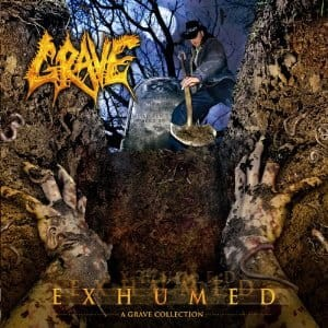 GRAVE - EXHUMED: A GRAVE COLLECTION (CD)