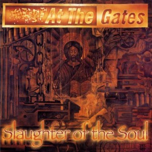 AT THE GATES - SLAUGHTER OF THE SOUL (CD DIGIPACK)