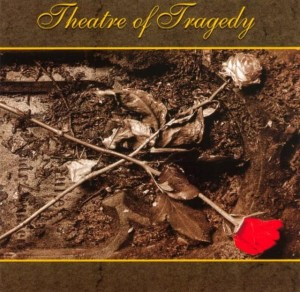 THEATRE OF TRAGEDY - THEATRE OF TRAGEDY (CD DIGIPACK)