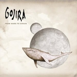 GOJIRA - FROM MARS TO SIRIUS (CD)