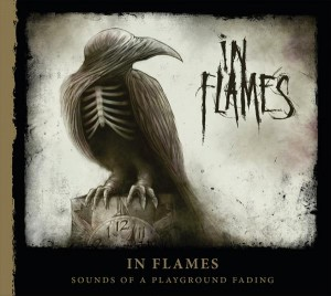 IN FLAMES - SOUNDS OF A PLAYGROUND FADING (CD DIGIPACK)