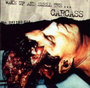 CARCASS - WAKE UP AND SMELL THE... CARCASS (2LP GATEFOLD)