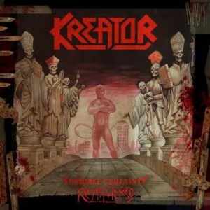 KREATOR - TERRIBLE CERTAINTY (2LP 180g GATEFOLD)