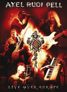 AXEL RUDI PELL - LIVE OVER EUROPE (2DVD DIGIPACK)