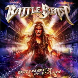 BATTLE BEAST - BRINGER OF PAIN (CD)