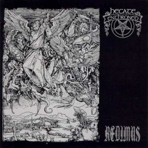 HECATE ENTHRONED - REDIMUS (CD DIGIPACK)