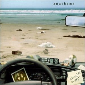 ANATHEMA - A FINE DAY TO EXIT (2LP 180g GATEFOLD)