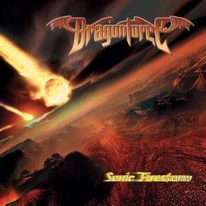 DRAGONFORCE - SONIC FIRESTORM (CD+DVD)