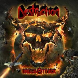 DESTRUCTION - UNDER ATTACK (2LP GATEFOLD)