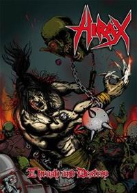 HIRAX - THRASH AND DESTROY (DVD+CD)