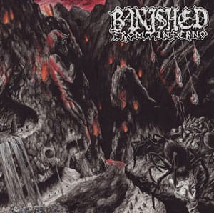 BANISHED FROM INFERNO - MINOTAUR (LP)