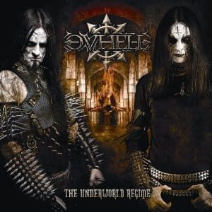 OV HELL - THE UNDERWORLD REGIME (CD)