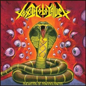 TOXIC HOLOCAUST - CHEMISTRY OF CONSCIOUSNESS (CD)
