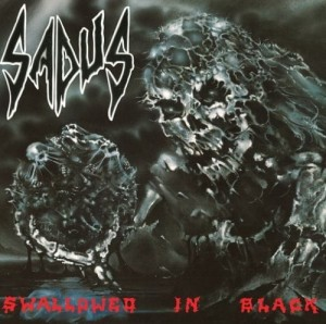 SADUS - SWALLOWED IN BLACK (CD DIGIPACK)