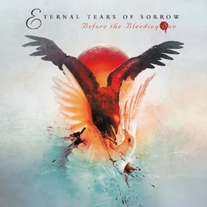ETERNAL TEARS OF SORROW - BEFORE THE BLEEDING SUN (CD)