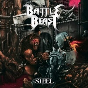 BATTLE BEAST - STEEL (CD)