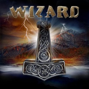 WIZARD - THOR (CD)