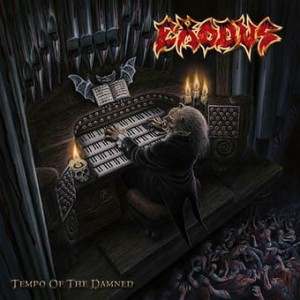EXODUS - TEMPO OF THE DAMNED (CD)
