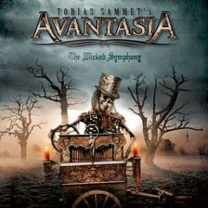 AVANTASIA - THE WICKED SYMPHONY (CD)
