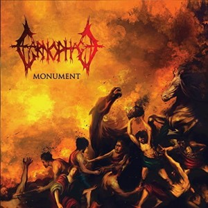 CARNOPHAGE - MONUMENT (CD)