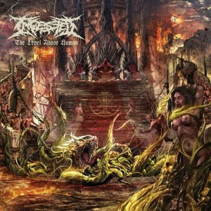INGESTED - THE LEVEL ABOVE HUMAN (CD)