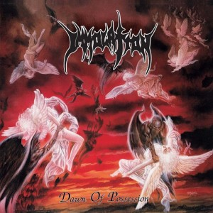 IMMOLATION - DAWN OF POSSESSION (CD DIGIPACK)