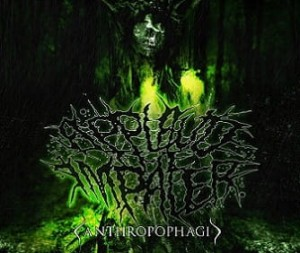 APPLAUD THE IMPALER - ANTHROPOPHAGI (CD)