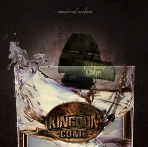 KINGDOM COME - RENDERED WATERS (CD)