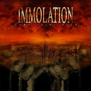 IMMOLATION - HARNESSING RUIN (CD DIGIPACK)